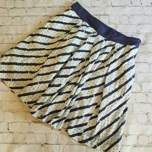 Edme & Esyllte Mysterious Message Skirt Size 8